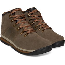 Timberland GT Rally Mid Leather WP Sko Herrer oliven